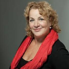 Een foto van Karin Bakker, eigenaar van en hypnotherapeut bij Hypnotherapie Heemskerk