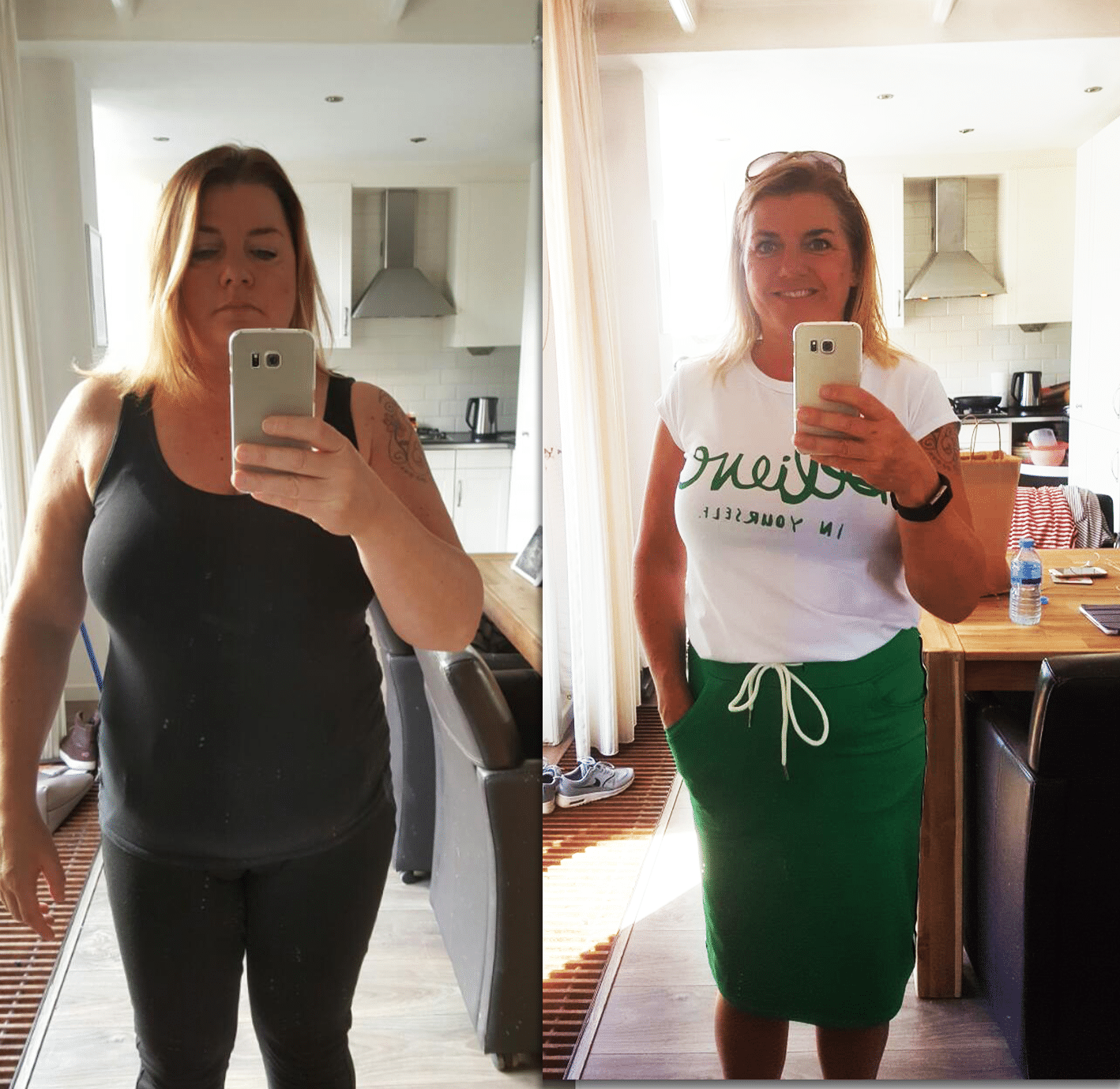 virtuele maagband ervaringen brenda peters verloor 15 kilo